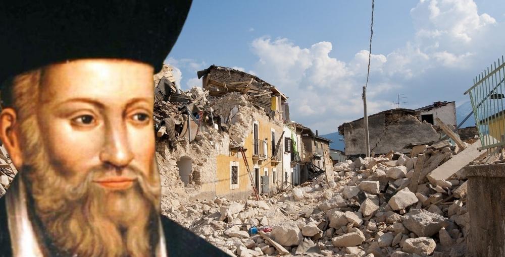 Nostradamus kehanetleri deprem