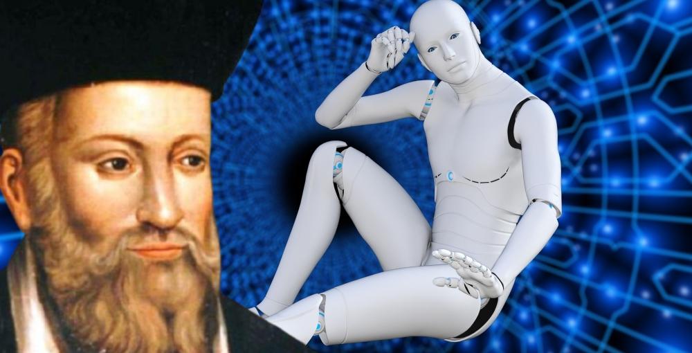 Nostradamus kehanetleri robot