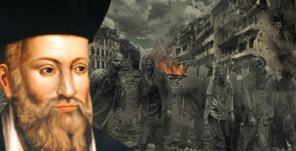 Nostradamus zombi