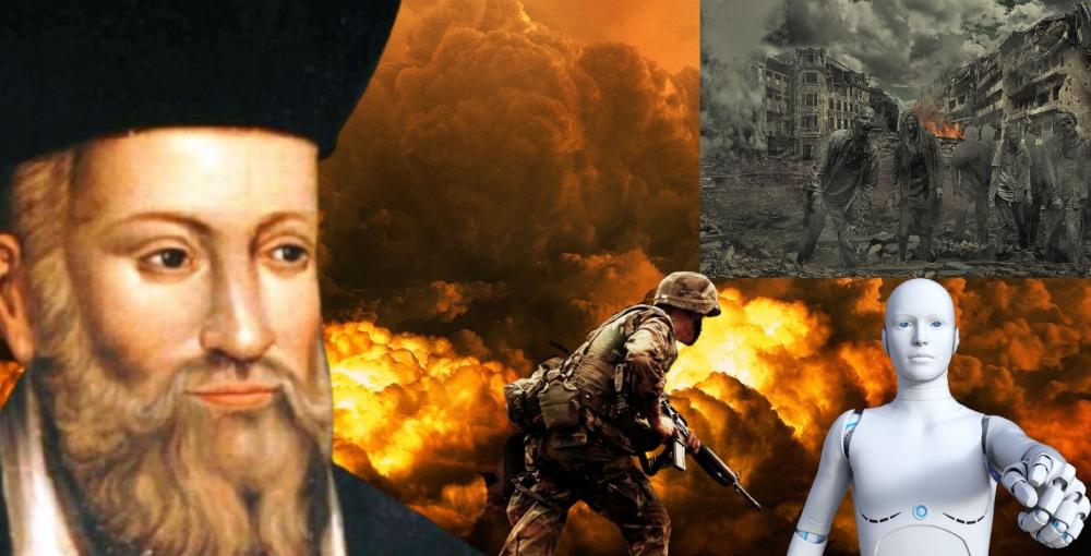Nostradamus'un 2021 kehanetleri