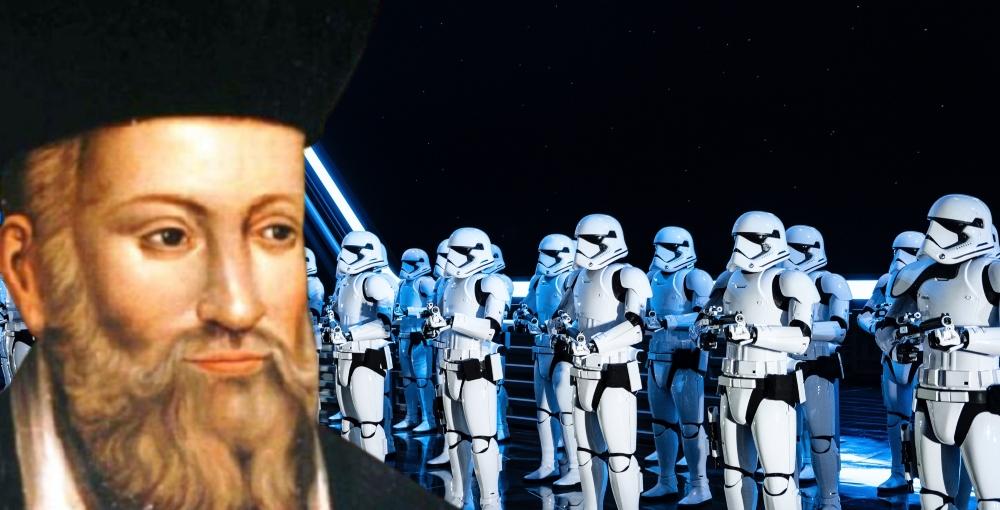 Nostradamus'un kehanetleri robotlar