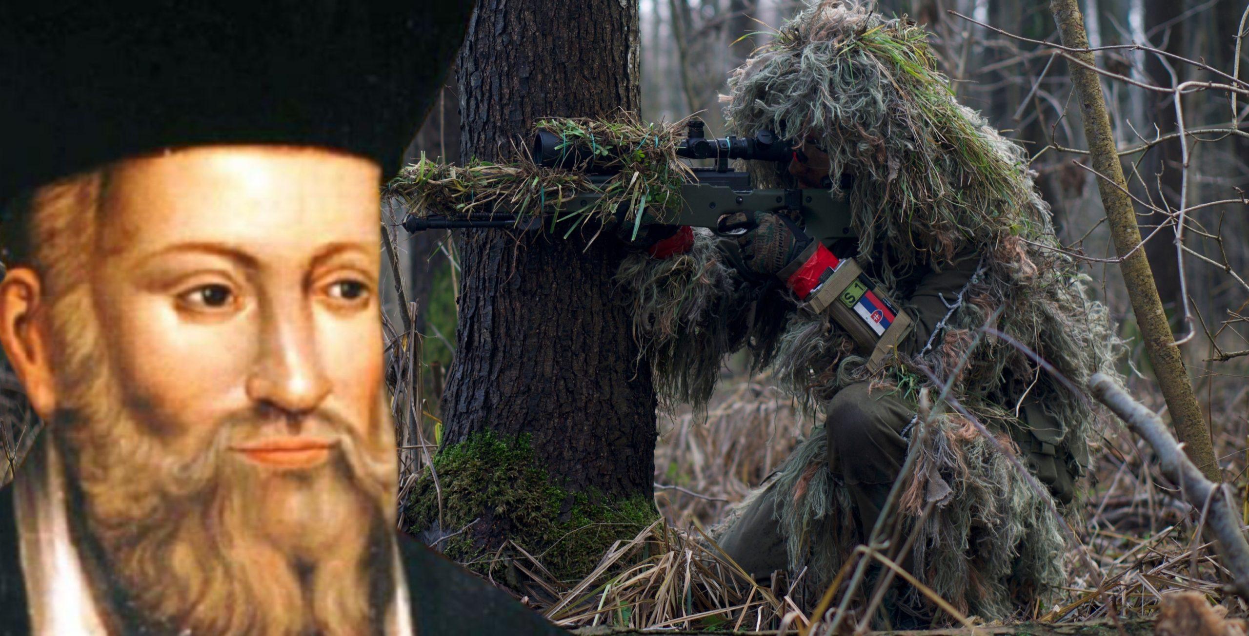 Nostradamus'un kehanetleri savas