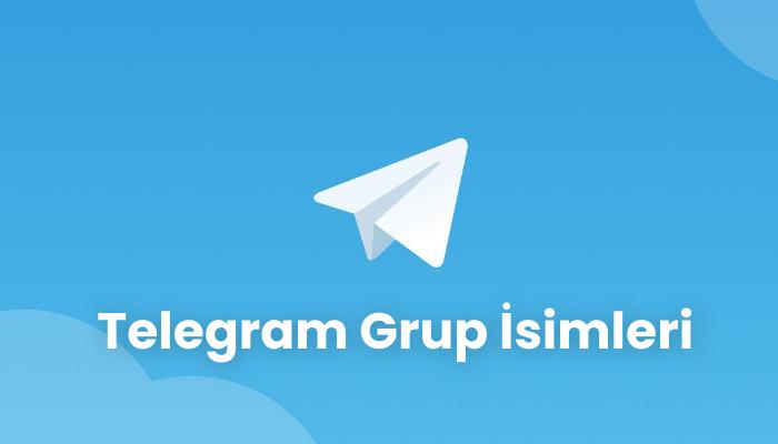 Telegram Grup İsimleri
