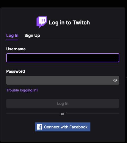 twitch kullanici adi değiştirme