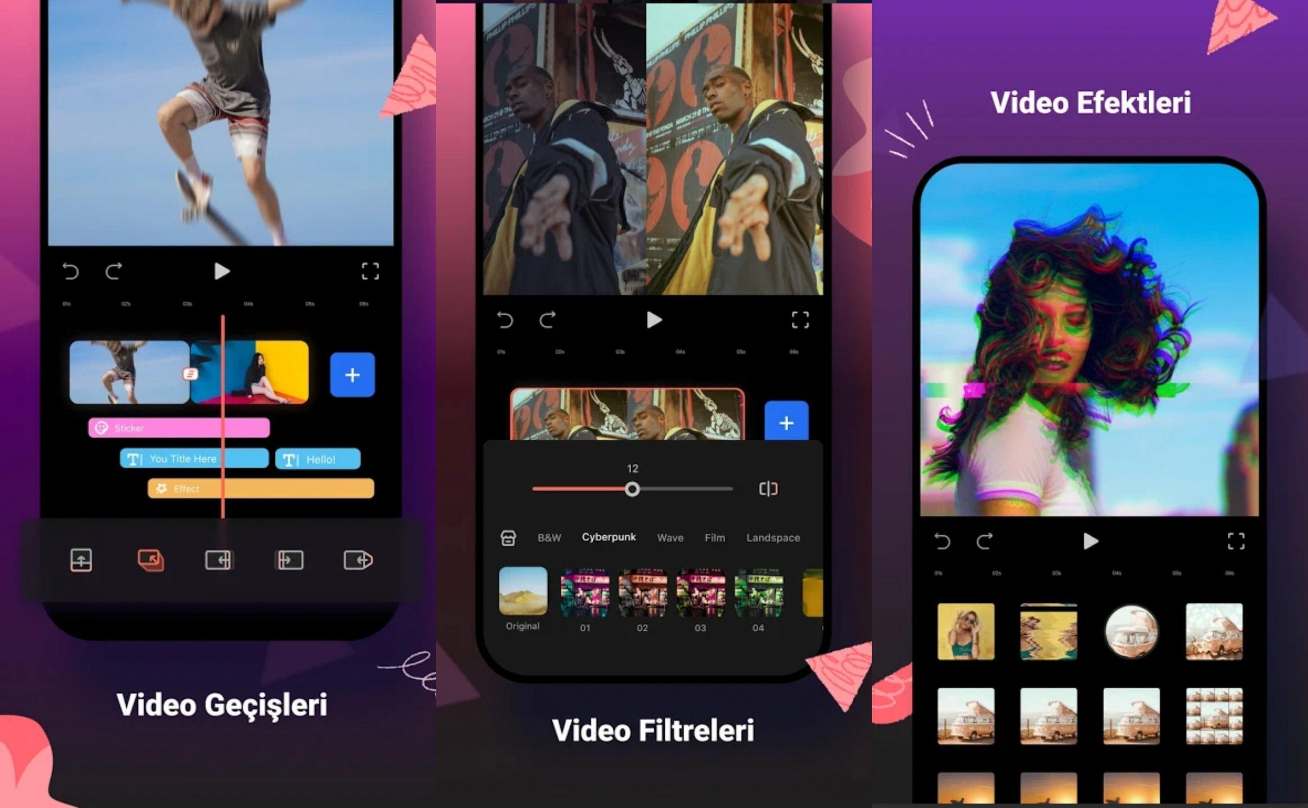 en iyi video edit programi ucretsiz