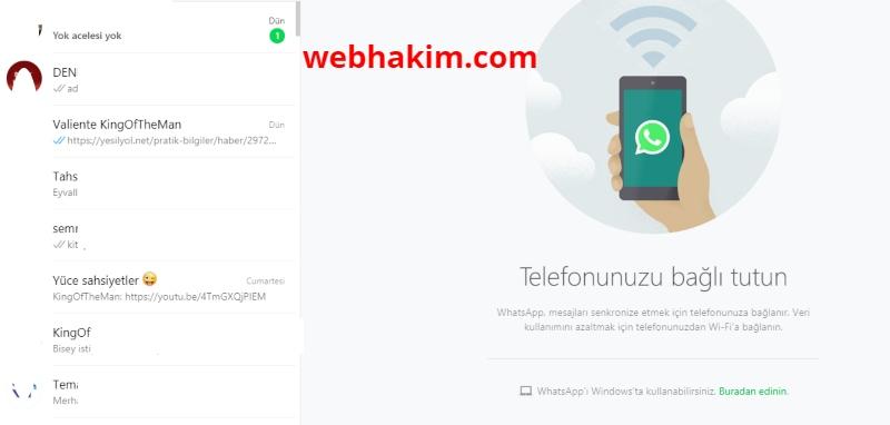 whatsap web