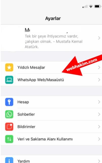 whatsapp webb