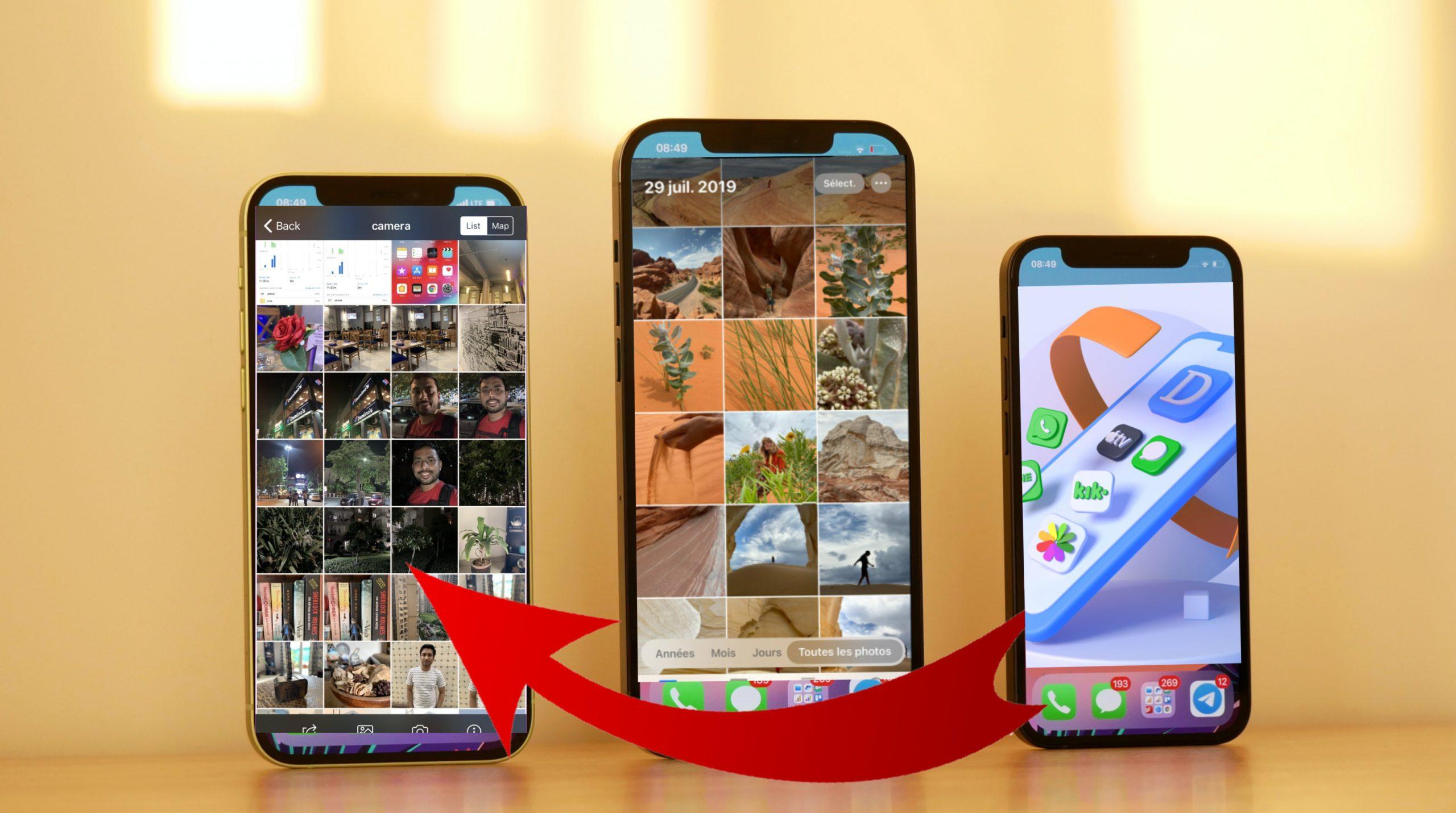 iPhone Silinen Fotograflari Geri Getirme Uygulamasi