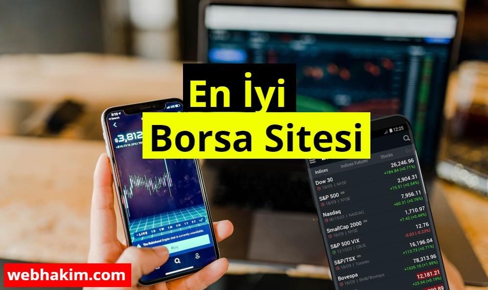 En Iyi Borsa Sitesi